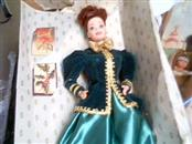 HALMARK Doll YULETIDE ROMANCE BARBIE